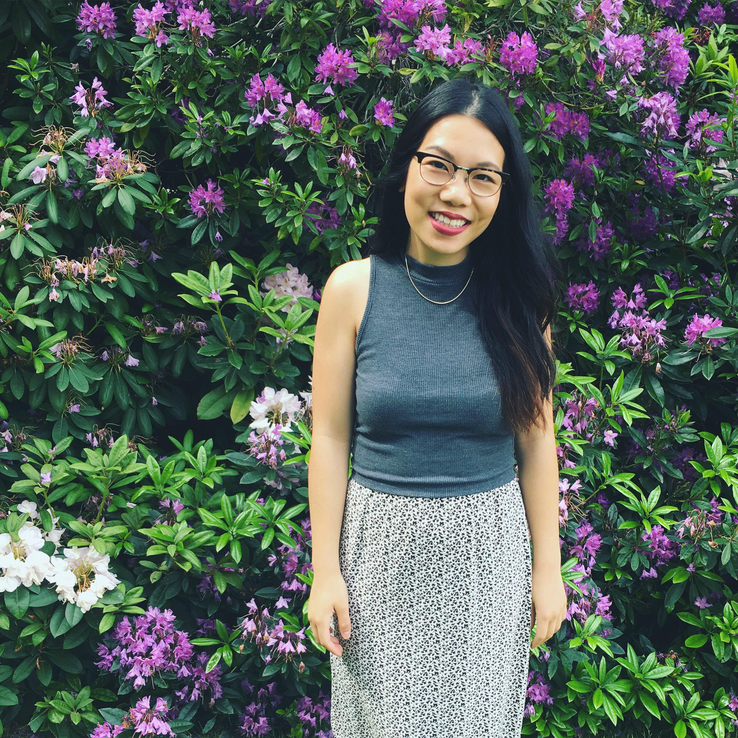Photo of Angela Ho.